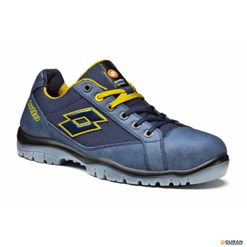 LOTTO- Zapatos de seguridad JUMP S1P SRC