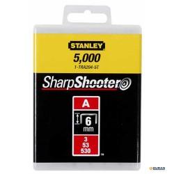 Grapas Stanley Tipo A de 1000 unidades