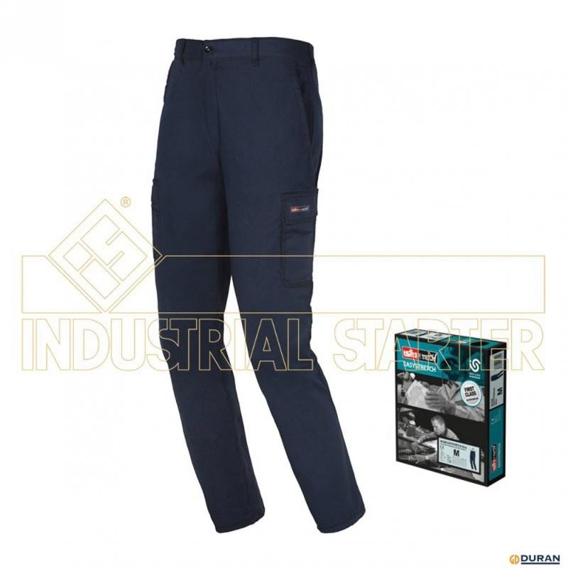 8038B- Pantalones de trabajo EASYSTRETCH
