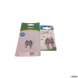 30100- Sujetaclables estribo Inox
