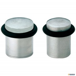 301- Tope de puerta Inox 20mm