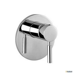 META02- Monomando ducha cromado