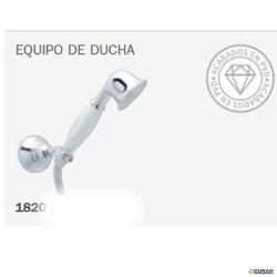 1820- Soporte de ducha metálico