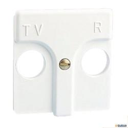 S27- Tapa 45x45 para toma de R-TV