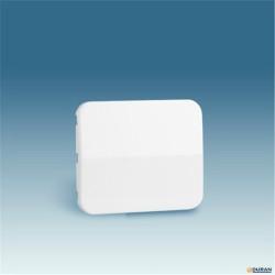 S75- Teclas/Pulsadores 1 sola pieza blancas