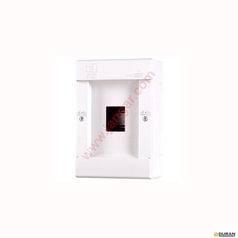 Cajas de protección de superficie IP40 blancas