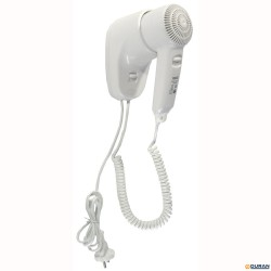 SC0010- Secador de cabello manual blanco