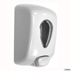 03036- Dosificador de Jabón blanco
