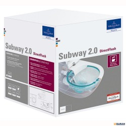 5614R201 Combi Pack Inodoro SUBWAY 2.0