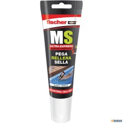MS Express- Sellante adhesivo blanco 80ml