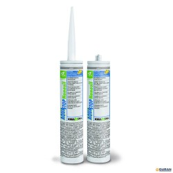 NANOSIL- Sellante Aquastop impermeabilizante gris 290ML