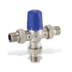 MMV-C- Válvulas mezcladoras termostática Watts