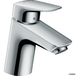 LOGIS Monomando lavabo cromado