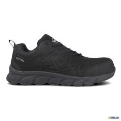 JET Zapato de seguridad negro S3 ESD SRC