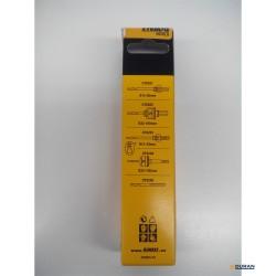 Adaptador de coronas TCT de 32mm a 152mm para SDS-Plus Dewalt DT828