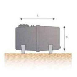 Remosa DCHS- Depósitos horizontales para agua