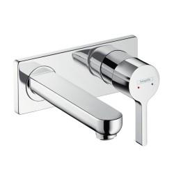 Serie Metris - Mezclador monomando lavabo empotrado