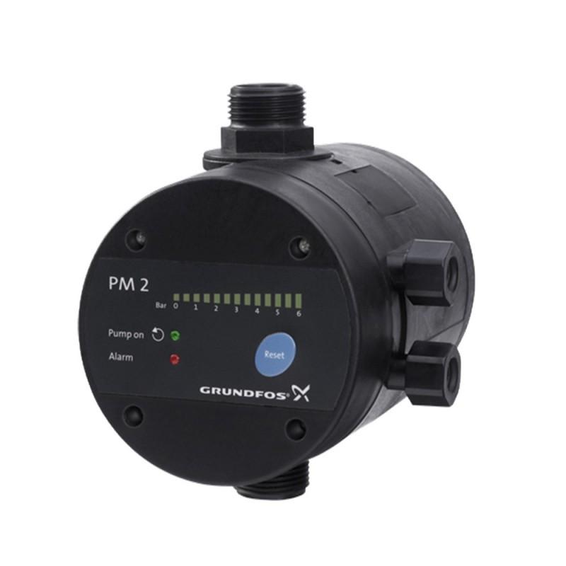 Regulador de presión Grundfos PM2
