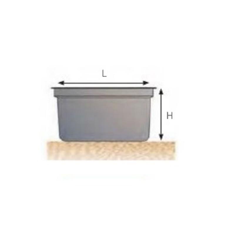 Remosa DR-TR- Depósitos rectangulares para agua