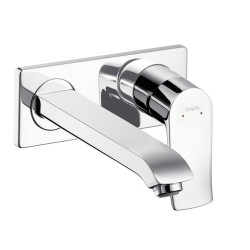 Metris- Mezclador monomando de lavabo empotrado
