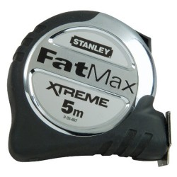 Flexómetro de 5 mts de Stanley Fatmax-Extreme blade armor