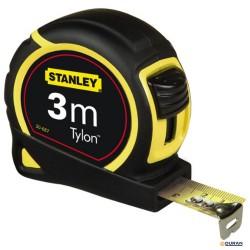 Flexómetro de 3 mts de Stanley Bimateria Tylon