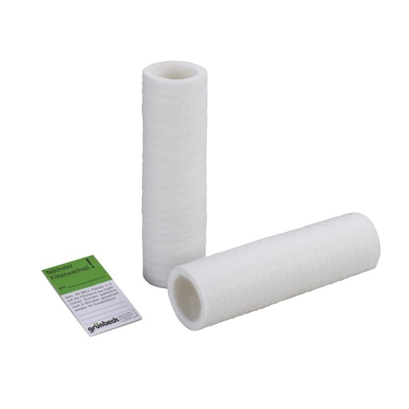 Recambio cartucho filtro Grünbeck FS 50 micras