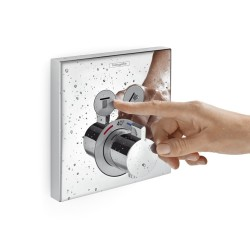 ShowerSelect - termostato empotrado, con 2 llaves de paso