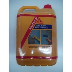 Imprimación de adherencia líquida azulado de Sika Sikatop-30 de 5 kilos