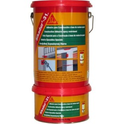 Adhesivo epoxi multiusos Sika estructural Sikadur-31EF de 1,2kg