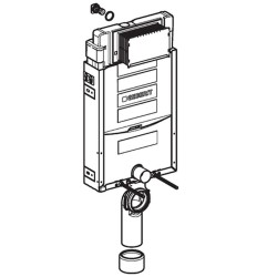 Cisterna empotrada Geberit Kombifix Sigma 12cm