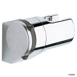 Relexa Soporte de ducha universal de 67mm cromado