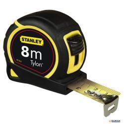 Flexómetro de 8 mts de Stanley Bimateria Tylon