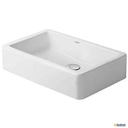 Vero - lavabo s/encimera, sin rebosadero, de Duravit.