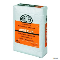 Cemento junta Ardex JK saco 25 kilos color blanco