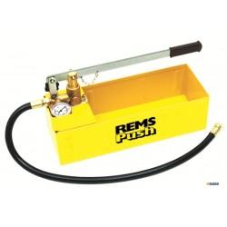 REMS PUSH- Bomba de comprobación manual
