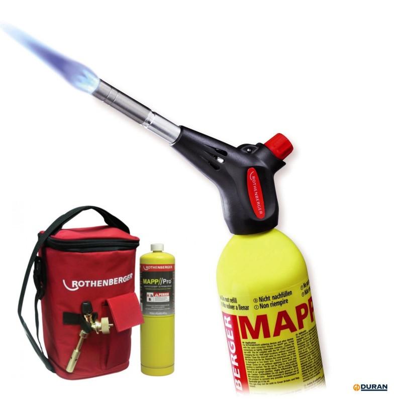 PACK ROBAG- Power Fire Compact de Rothenberger