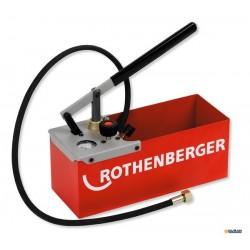 Bomba de Comprobación TP-25 de Rothenberger