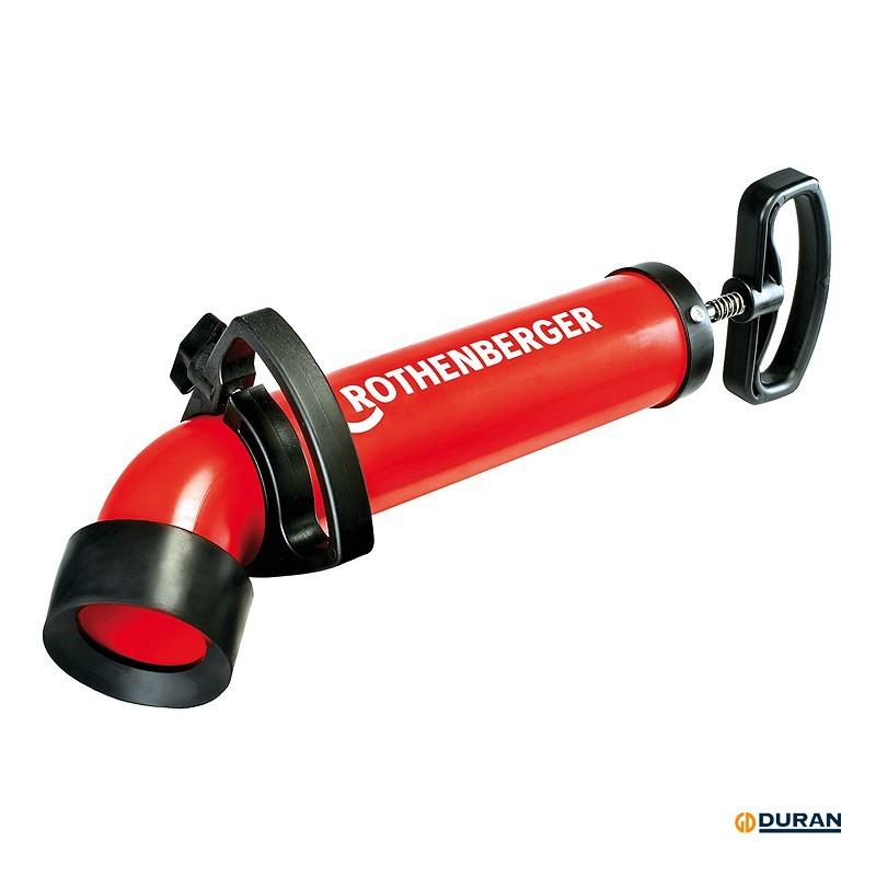 ROPUMP Bomba desatascadora Rothenberger