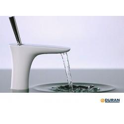 Serie Puravida - Mezclador monomando lavabo con vaciador push-open
