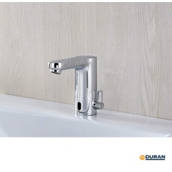 Serie Eurosmart Cosmopolitan E - Mezclador lavabo con sist. infrarrojos electrónico