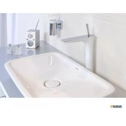 Puravida- Monomando con vaciador push-open para lavabo
