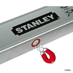 Nivel de 80cm - Stanley magnético