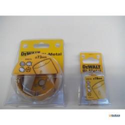 Coronas Bimetálicas de Dewalt