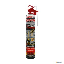 PU Xtreme Power - Espuma de poliuretano. Envase manual 750 ml.