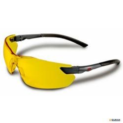3M 2822C1- Gafas de seguridad con lente amarilla