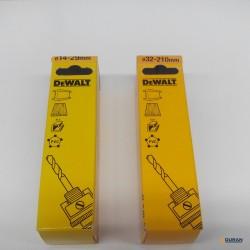 Adaptador para coronas Bi-Metal de 32-210mm para portabrocas de  Dewalt DT8102