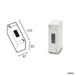 Cajas modulares ICP de Famatel