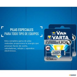 Varta Litio+ - pilas de Litio-Alcalinas para todo tipo de equipos electrónicos