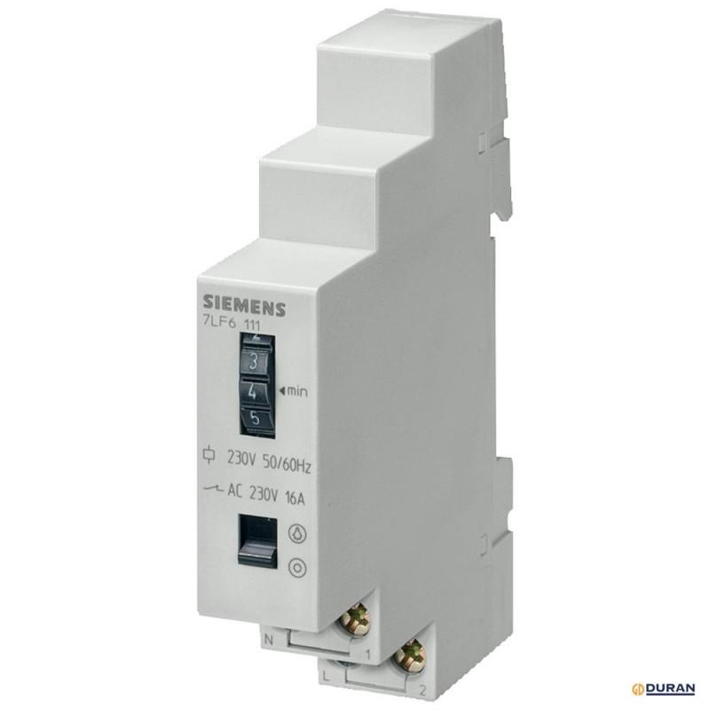 SENTRON- Interruptor automático de tiempo 16A 1MOD